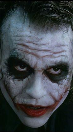 Joker Dark Knight, The Dark Knight Trilogy, Batman Joker Wallpaper, Joker Wallpapers, Film Noir Photography, Dark Photography, Joker Pics, Joker Art, Heath Ledger Tattoo