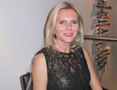 Auch die bekannte Hamburger Künstlerin Aneta Pahl unterstützte die Aktion für Flüchtlingskinder.