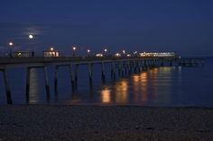 Deal Pier (Sunday - Thursday 0800 - 2200    Friday - 0800 - 2400    Saturday open all night for fishing)