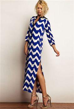 Tbags Valeria Long Dress