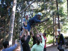 Kompaktkurs Erlebnispädagogik Team Training, Outdoor, Training, Communication, Outdoors, Outdoor Games, Outdoor Living