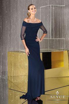 Jean De Lys by Alyce Paris 29635  Alyce Jean De Lys Collection Amanda-Lina's Sposa Boutique - Wedding Gowns, Prom, Bridesmaid and Evening Dresses