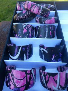 Muddy Girl Camo Bracelets