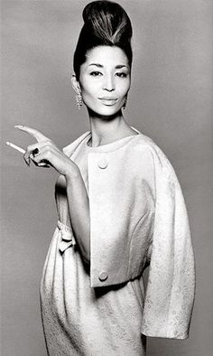 china machado - stunning model, too bad the world was too stupid and racist to see how beautiful she was...amazing.