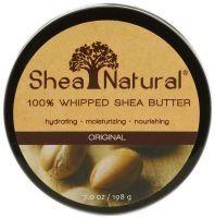 Omega 100% Whipped Shea Butter