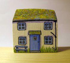 Lark Cottage by jamjarart on Etsy