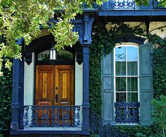 Take in the sights. Historic preservation is at its finest in Savannah.