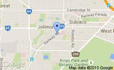 Location of West Coast Junior Cricket Club Cricketer