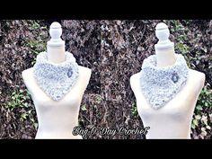 How To Crochet An Easy Cowl   Elegant Silk Fur   Bag O Day Crochet Tutorial 22011b3f44