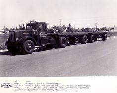 675ea9dde4 Old Autocar Truck. Great American History in the Trucking Industry