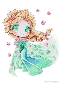 I know that everyone is sick of Frozen and so am I but it's SO CUTEEEEEEE!!!!!