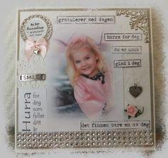 Connie`s lille verden Frame, Cards, Decor, Picture Frame, A Frame, Decorating, Maps, Dekoration, Frames