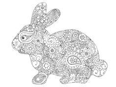 Раскраски для взрослых-антистресс. Животные | МАМА И МАЛЫШ