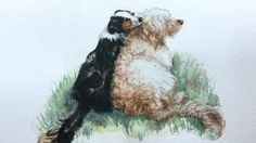 You don't have to be a drawing or painting expert to create a beautiful watercolor pet portrait. Artist and illustrator, Christine Aria, shares her fail-proof technique for painting furry friends. Learn how to select a photo of your pet that will translate into a successful final painting, and...