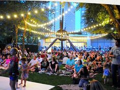 Your A-to-Z Guide to Friday's Dallas Arts District Summer Block Party