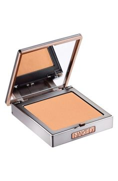 'Naked Skin' the BEST pressed powder. ever.