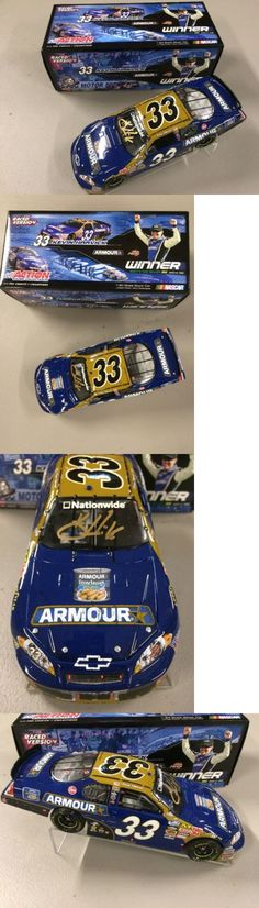 Other Diecast Racing Cars 45354: 2009 Kevin Harvick 1 24 Bristol Win Rare 1St Khi Win Car Autographed -> BUY IT NOW ONLY: $140 on eBay!