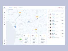 Clean Dashboard Admin Panel for Transport Managament Dashboard Ui, Dashboard Design, Ui Ux Design, Ui Design Mobile, User Interface Design, Flat Design, Web And App Design, Design Websites, Site Design