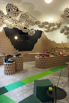 Scrumptious Reads QLD by A-CH (Atelier Chen Hung).  If you were worried that your coffee addiction might be out of control....this fit out will convince you otherwise.