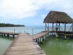 When the sun shines in Bocas del Toro it is paradise.