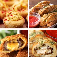 6 Delicious Party Appetizers