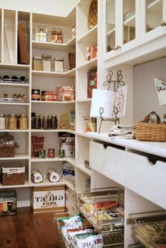 Walk In Pantry Shelving Ideas Walk In Kitchen Pantry Design