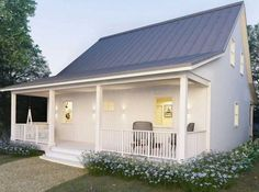 cottage style 2 bedroom granny flat Aussie company ~ Great pin! For Oahu architectural design visit http://ownerbuiltdesign.com
