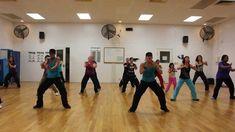 "PITBULL - ""Krazy"" -  Choreography for Dance Fitness (+playlist)"