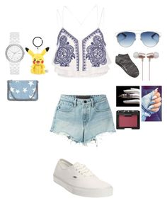 """""""Untitled #24"""" by katieescreations on Polyvore featuring River Island, T By Alexander Wang, Vans, DKNY, Christian Dior, Witchery, Cynthia Rowley, NARS Cosmetics and STELLA McCARTNEY"""