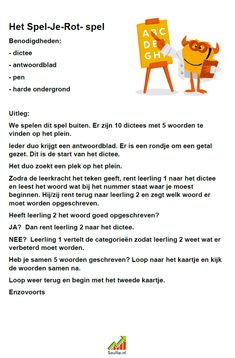 Classroom Language, School Posters, Spelling, Circuit, Teaching, Education, Games, Onderwijs