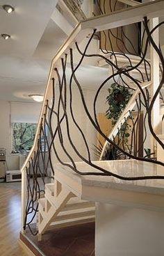 ограждение лестницы из гипсокартона - Поиск в Google