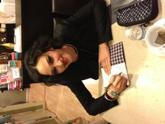 America's Next Top Model Naima Mora  By Stylist Leah Villagran
