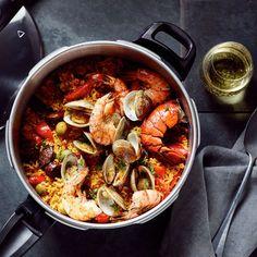 Pressure Cooker Paella | Williams-Sonoma