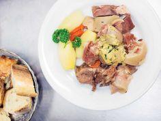 Boiled Cow's Head (Tête de Veau) Recipe | SAVEUR