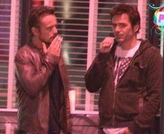 Billy Burke & David Lyons are Smoking Hot at Katsuya in 2013