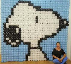 ~ BALOON CREATIONS ~ Snoopy