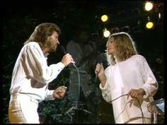 Barbra Streisand & Gibb-Guilty - YouTube