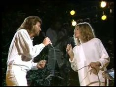 Great song sung by two great singers.......Barbra Streisand & Gibb-Guilty