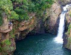 Ziplining and Canopy Tours in South Africa