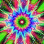 Made with Fractal explorer and Gimp If you like this picture, check out : Spirale roue animation Feelin Groovy, Darkness Falls, Animation, Gif Pictures, Optical Illusions, True Colors, Fractals, Rainbow Colors, Gifs