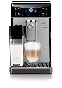 Saeco GranBaristo Avanti Super Automatic Connected Espresso Machine Stainless Steel *** You can get more details by clicking on the image. (This is an affiliate link) Espresso Maker, Espresso Coffee, Best Coffee, Coffee Geek, Drip Coffee, Coffee Mugs, Coffee Machine, Coffee Maker, Machine Expresso