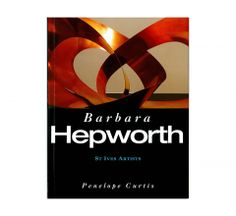 From the St Ives artists series, Barbara Hepworth offers an introduction to the work and legacy of one of Britain's most influential and best-loved artists.  £8.99
