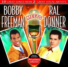 Ral Donner - Bobby Freeman Meets Ral Donner