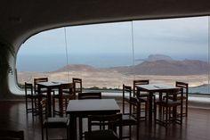 Der wunderbare Ausblick vom Mirador del Rio, Lanzarote