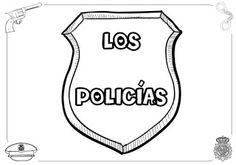 Mi grimorio escolar: PORTADA DEL PROYECTO DE LOS POLICÍAS
