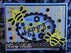 Kory Scrap: Bee Happy