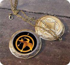 Hunger Games Locket