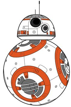 Star Wars: The Force Awakens Clip Art - Star Wars Printables - Ideas of Star Wars Printables - Star Wars: The Force Awakens Clip Art Images Bb8 Star Wars, Star Wars Baby, Theme Star Wars, Star Wars Vii, Lego Star Wars, Star Wars Desenho, Star Wars Zeichnungen, Images Star Wars, Anniversaire Star Wars