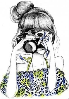 cute girly drawings - Buscar con Google