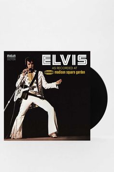 Elvis: As Recorded at Madison Square Garden is a live musical album recorded by Elvis Presley and released in June 1972 by RCA Records peaking on the charts in July 1972. Recorded at the Madison Square Garden arena in New York City on Saturday June 10, 1972